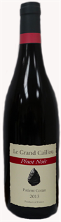 Patient Cottat Pinot Noir le Grand Caillou 2013 750ml -...